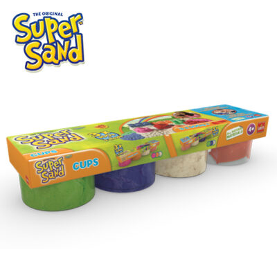 Super Sand Cups Blue-green