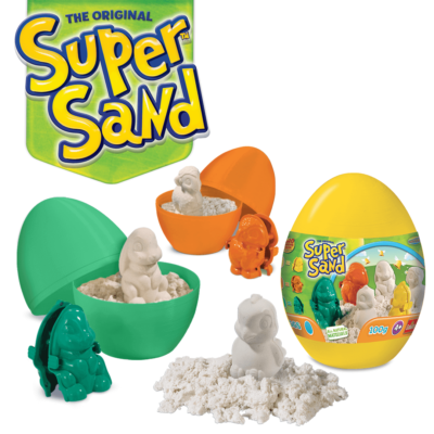 Super Sand EGG website image