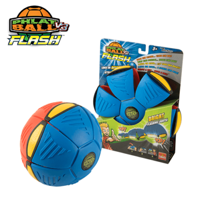 Phlat Ball Flash Blue/Red