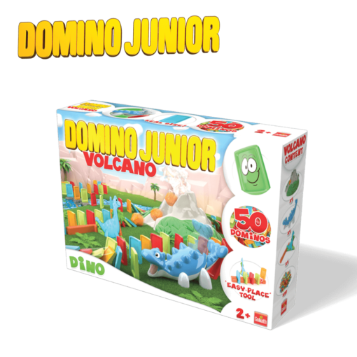 Domino Express Junior Dino Vulcano