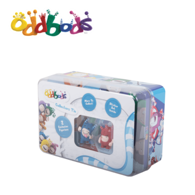 Oddbods Tin Box