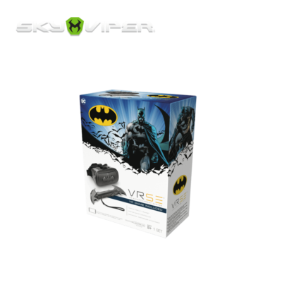 Sky Viper VR entertainment system Batman