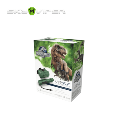 Sky Viper VR entertainment system Jurassic World