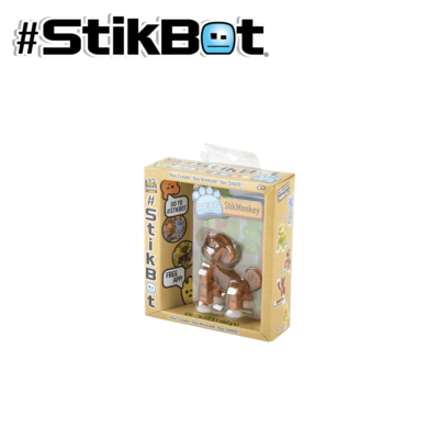 Stikbot Pet Monkey