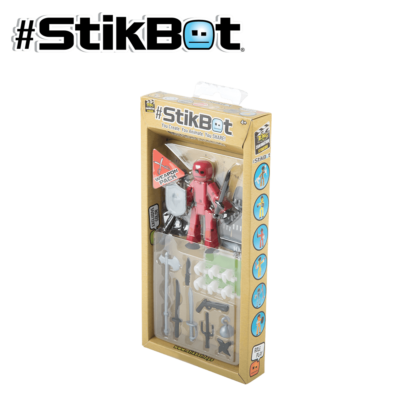 Stikbot ext weapon pack option 2
