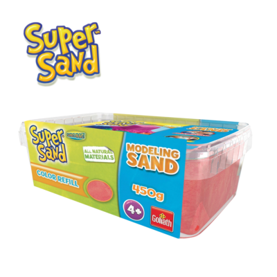 Super Sand Red