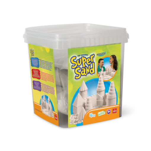 83231 Super Sand 4kg Bucket (ML) L