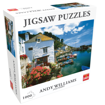 71371 Puzzle Andy Williams Polperro L