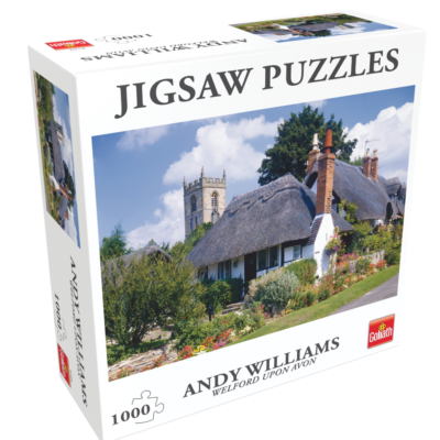 71372 Puzzle Andy Williams Welford upon Avond L
