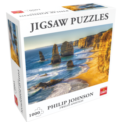 71378 Puzzle Philip Johnson Twelve Apostles L