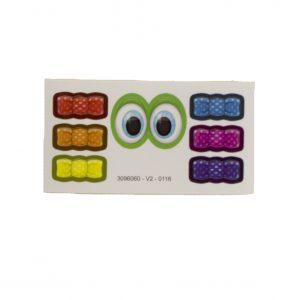 Giggle Wiggle Stickers